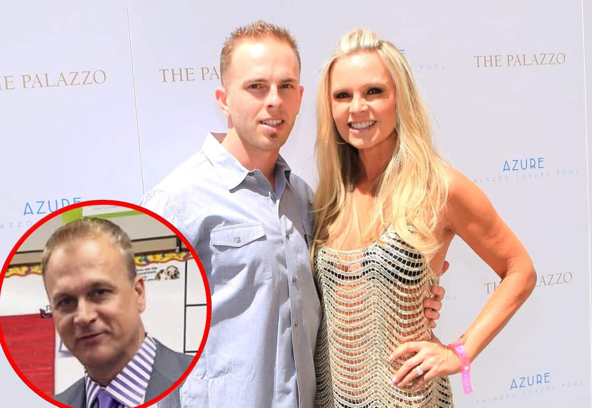 RHOC's Ryan Vieth Shares Update on His Relationship With Simon Barney
