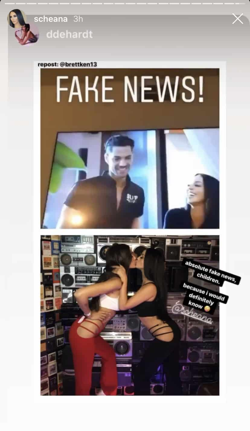 Vanderpump Rules Scheana Marie Claims the Bad Kisser Allegations Are Fake News