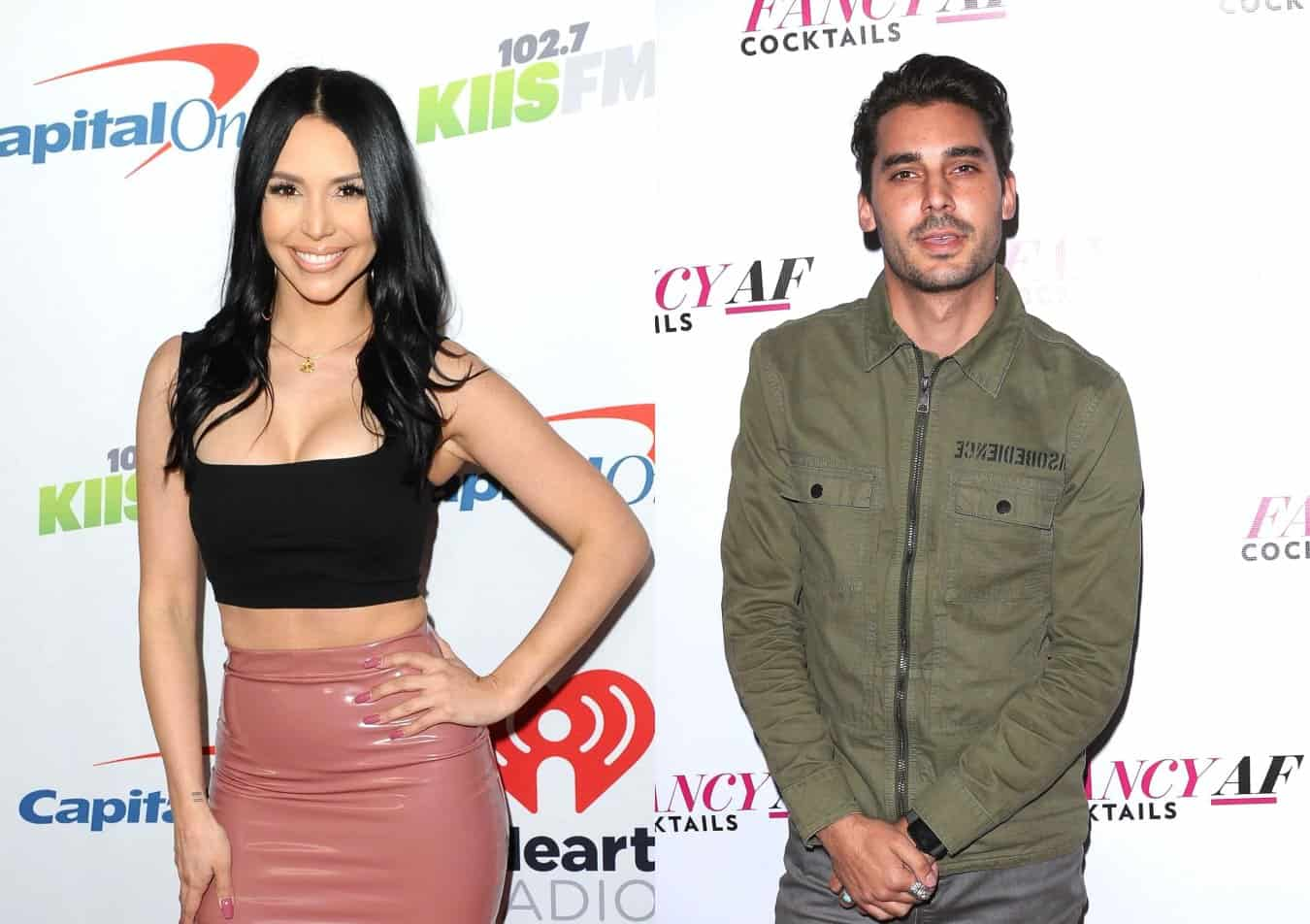 Vanderpump Rules' Scheana Shay Shades Max Boyens on Twitter, Plus Max Apologizes After His Past Racist Tweets Are Exposed