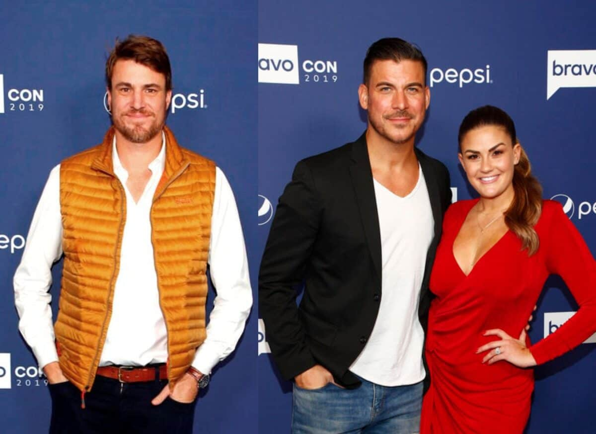 "Southern Charm's Shep Rose Responds to Being Called ""The Worst Wedding Guest Ever"" by Vanderpump Rules' Jax Taylor, See His Tweet"