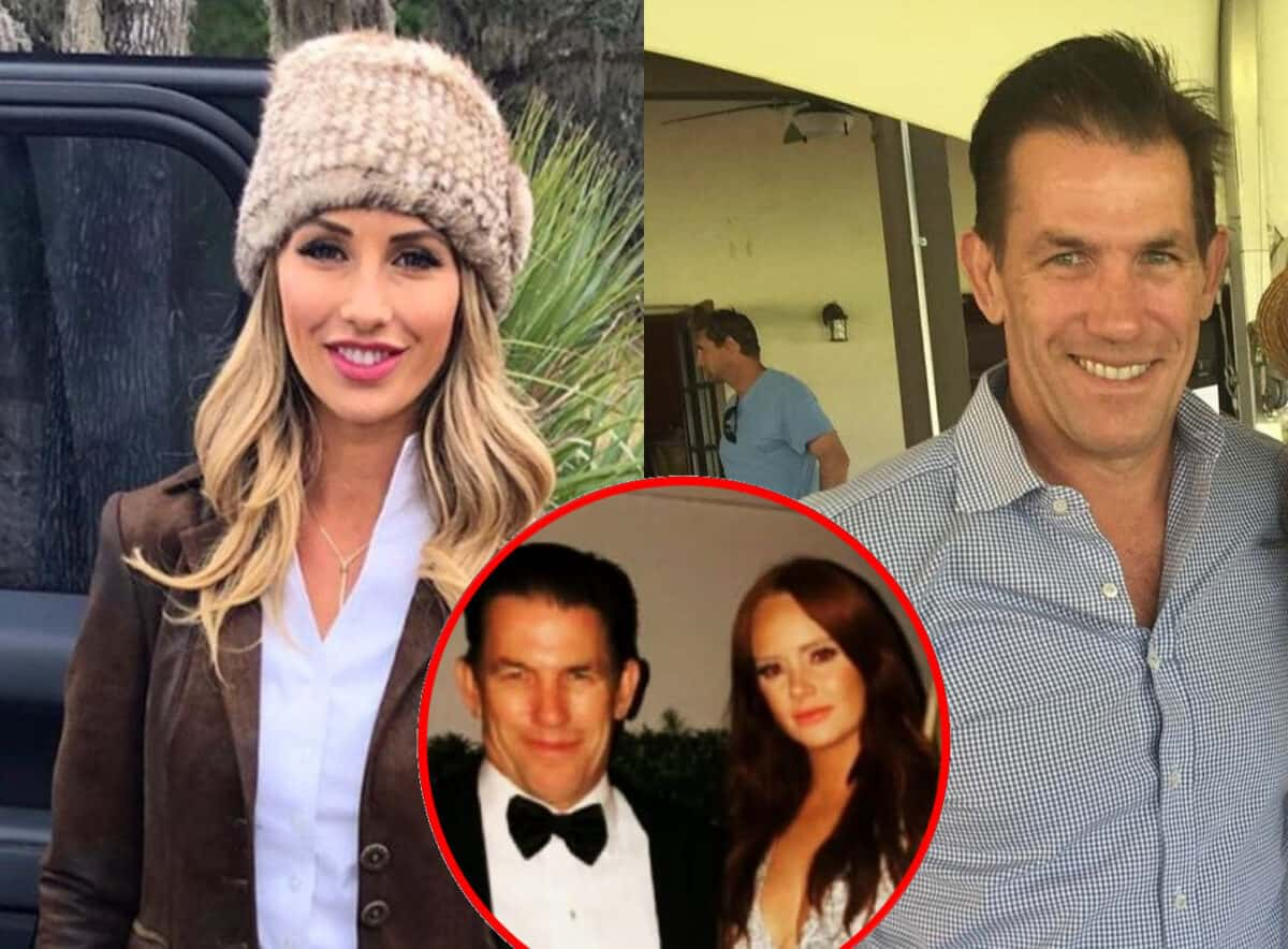 "Southern Charm's Ashley Jacobs Shades Thomas Ravenel as ""Toxic"" and Reacts to His Reunion With Kathryn Dennis"