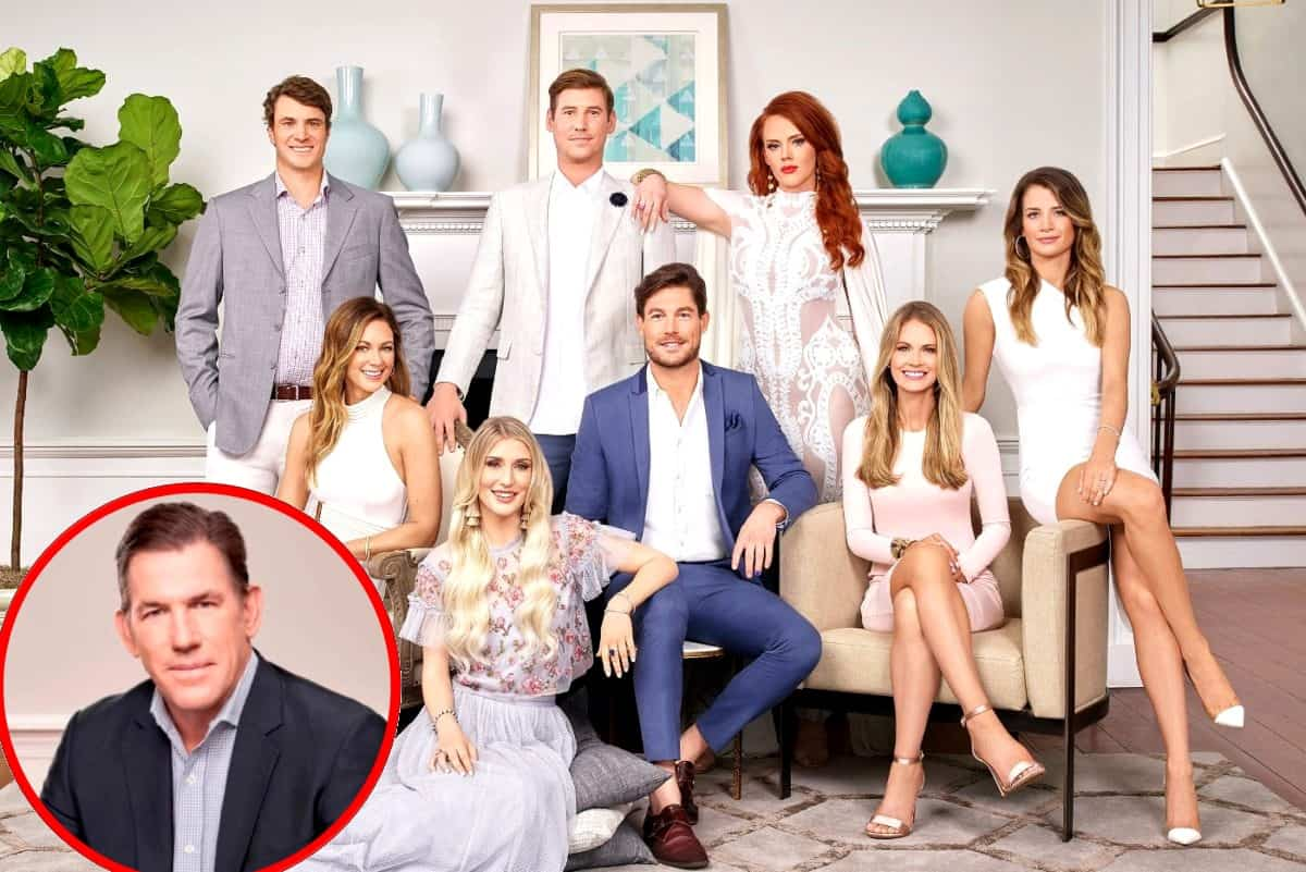 Is Thomas Ravenel Returning to Southern Charm Next Season? Plus Filming Reportedly Delayed Again as Bravo Scrambles for New Cast Members