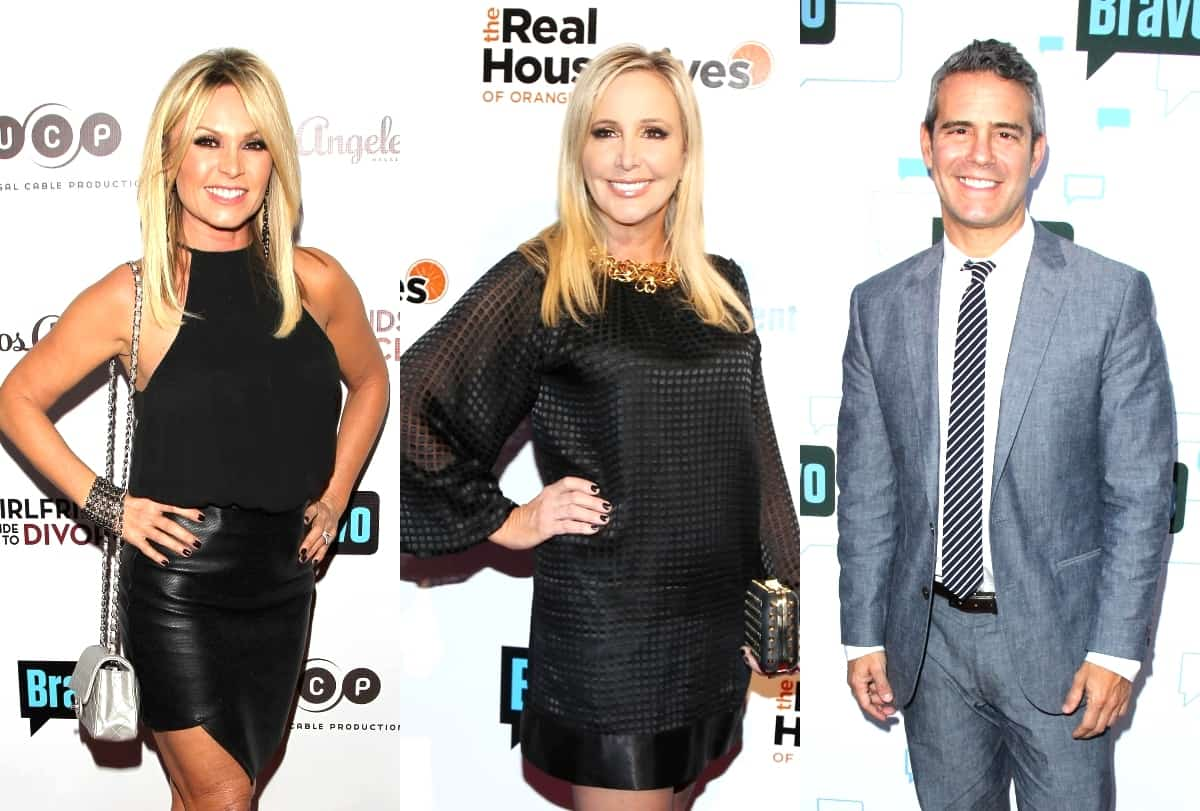 Tamra Judge Unfollows Shannon Beador and Andy Cohen After Quitting the RHOC