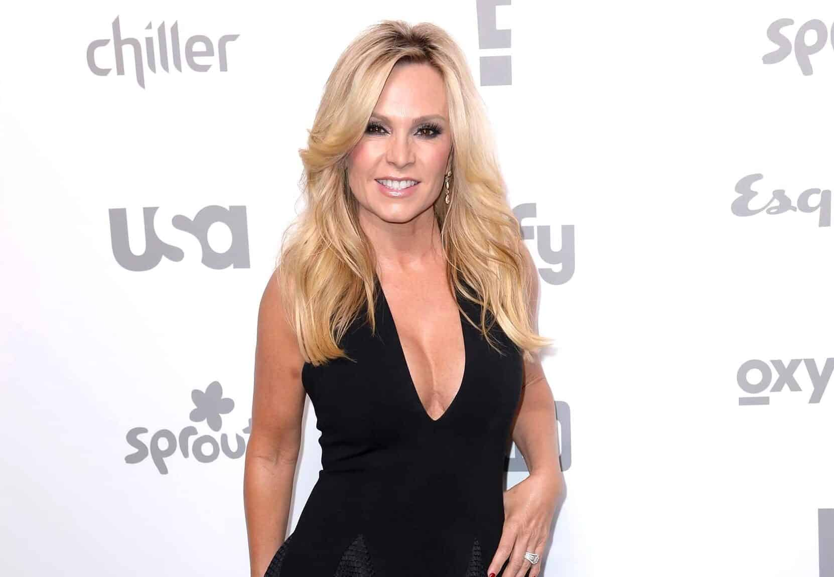 Tamra Judge Reveals Which RHOC Scene Was Staged, Bashes Editing, and Claims Decision to Leave Was Mutual, Plus She Hints at Family Issues
