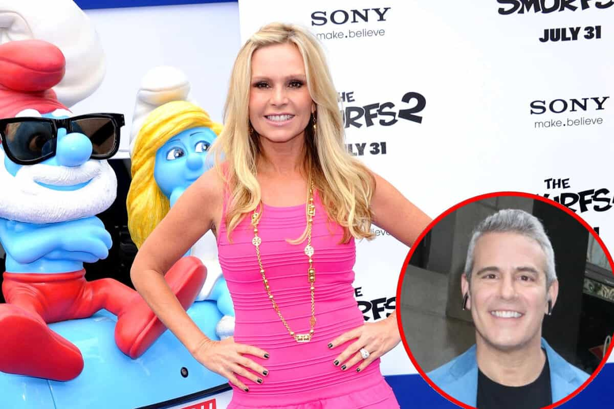 Tamra Judge Explains Why the 'RHOC' Might Fail Without Her, Claims Andy Cohen Wants Her to Return Full-Time Next Season, Addresses Possible Season 14 Cameo and Shares Where She Stands With Cast