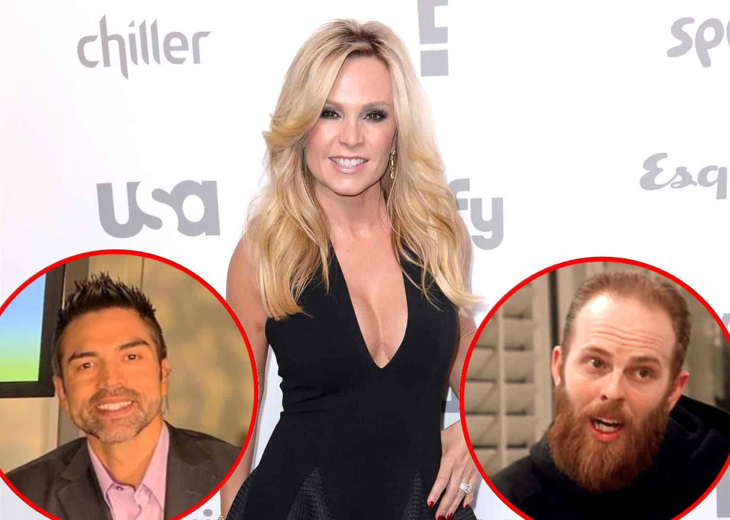 PHOTOS: Tamra Judge Confirms RHOC Return as Husband Eddie Judge and Son Ryan Vieth Make Amends