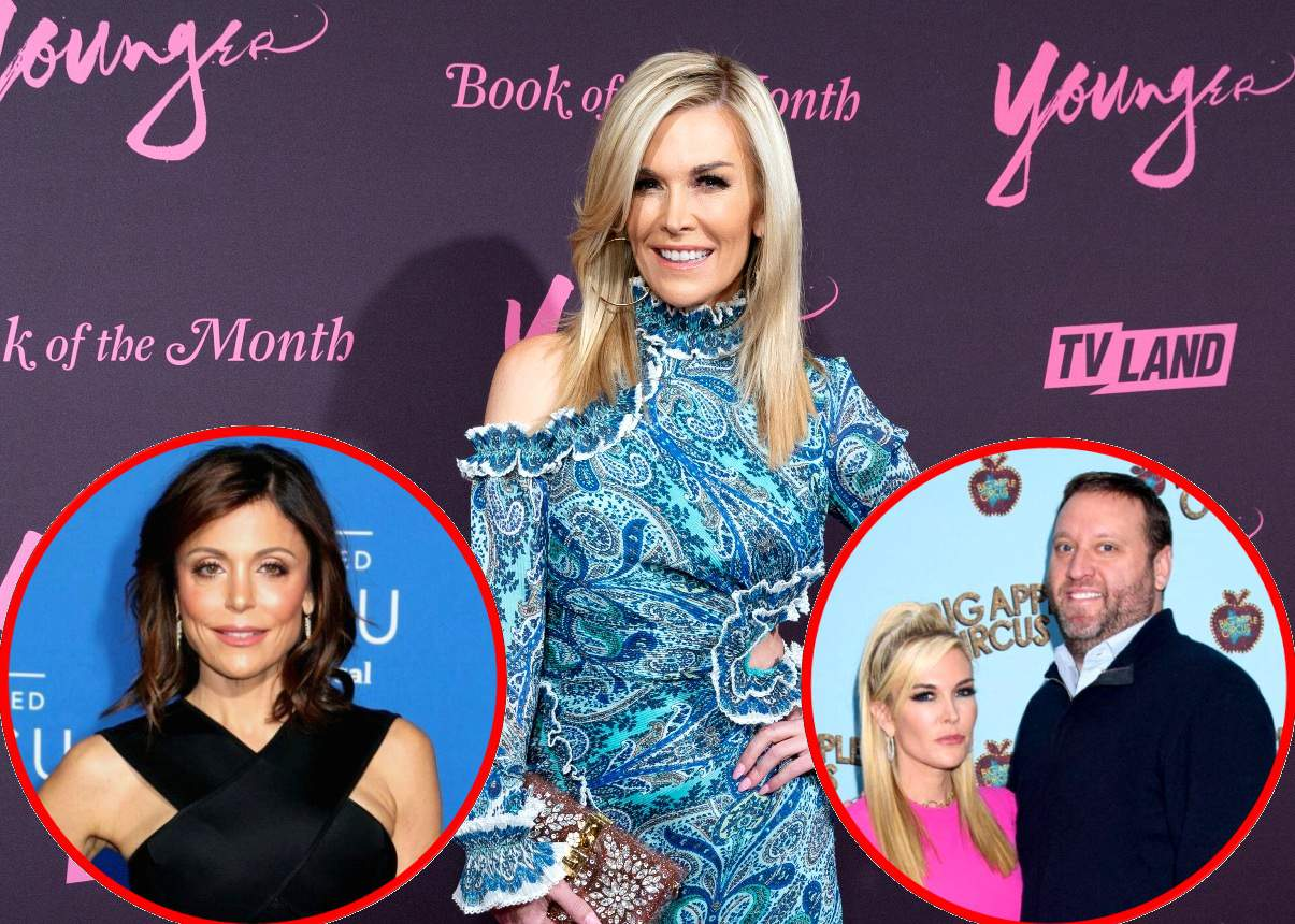 Tinsley Mortimer Reveals How She Feels About Bethenny Frankel Leaving RHONY, Plus the Bride-to-Be Dishes on Scott's Romantic Proposal