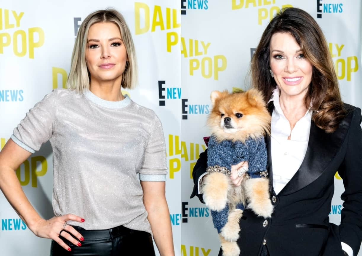 Vanderpump Rules' Ariana Madix Reveals Why She and Lisa Vanderpump Aren't Following Each Other, Plus Lisa Accuses Her of 'Talking Sh*t' When She Asks For Her Job Back