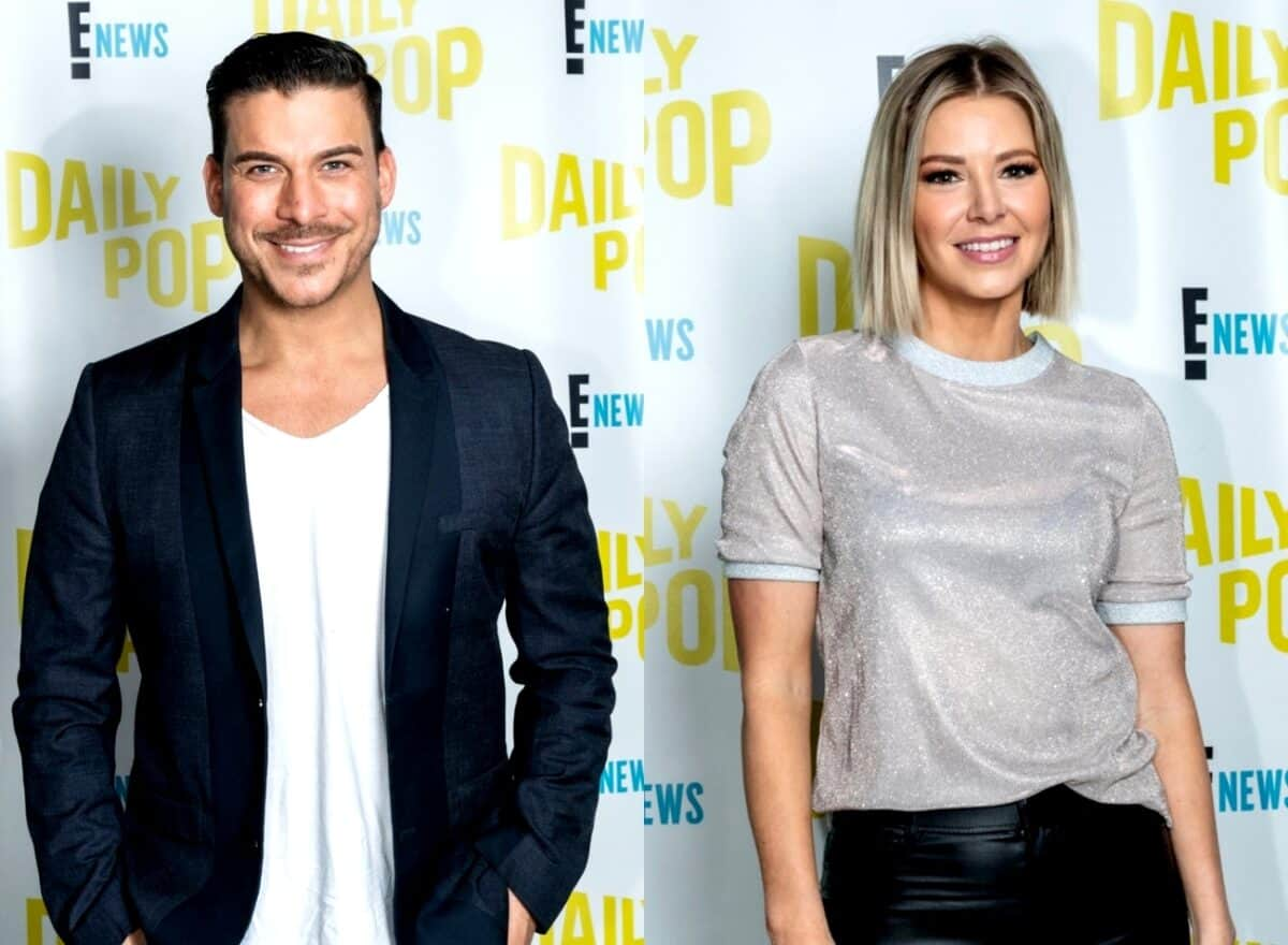 "Pump Rules' Jax Taylor Slams ""Mean"" and ""Aggressive"" Ariana and Says She Doesn't Bring ""Anything to Anyone's Life"" as Lisa Vanderpump Defends Her, Plus Ariana Says He Spins Things to Make Himself Look Better"