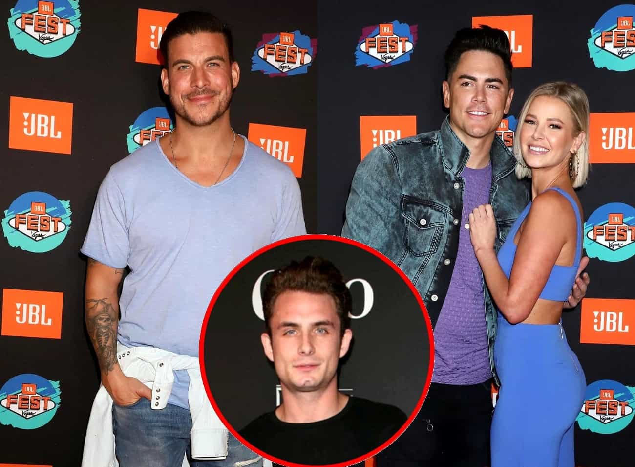 Is Vanderpump Rules' Jax Taylor on Speaking Terms With Tom Sandoval and Ariana Madix? Find Out as Jax Also Explains Where He Stands With James and Why He's Not a Fan of the Newbies