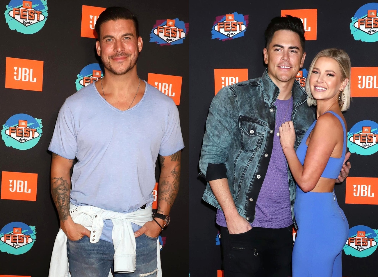 Vanderpump Rules' Jax Taylor Shades Tom Sandoval and Ariana Madix