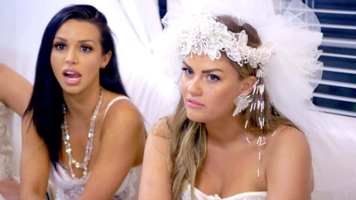 Vanderpump Rules Recap: Brittany Cries During Bachelorette Party and Tom Apologizes to Stassi
