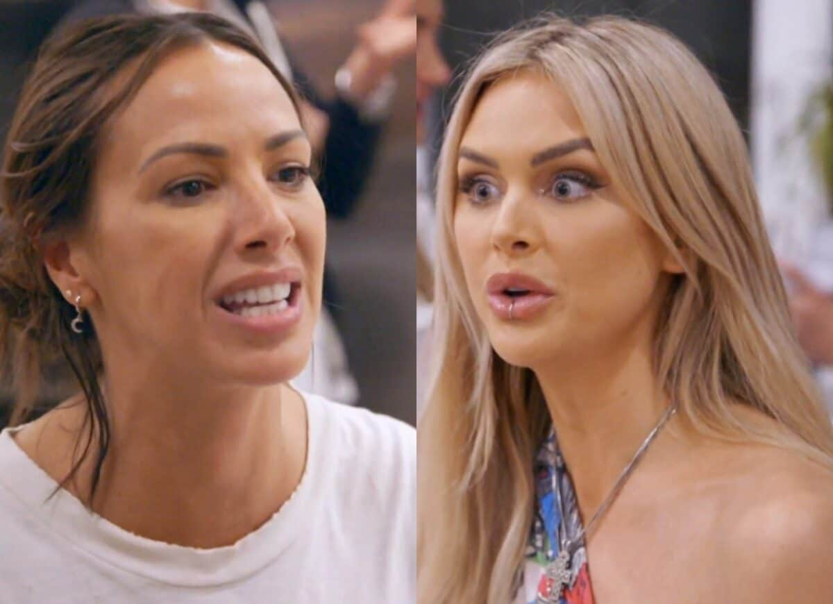 Vanderpump Rules Recap: Lala and Kristen Get in Heated Confrontation Over Carter
