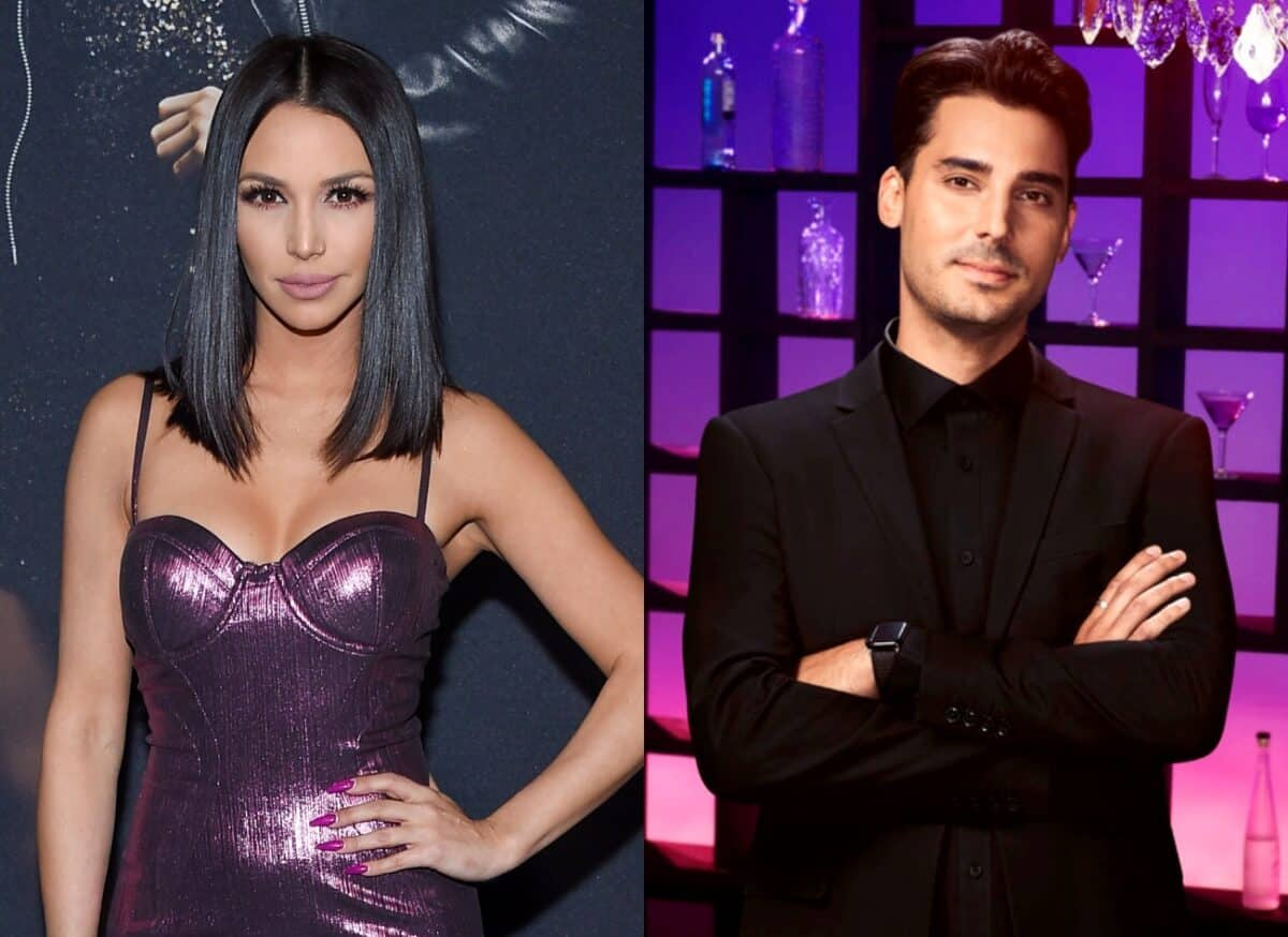 Vanderpump Rules' Scheana Marie Leaks Texts From Max Boyens to Prove She Didn't Crash His Boys Day