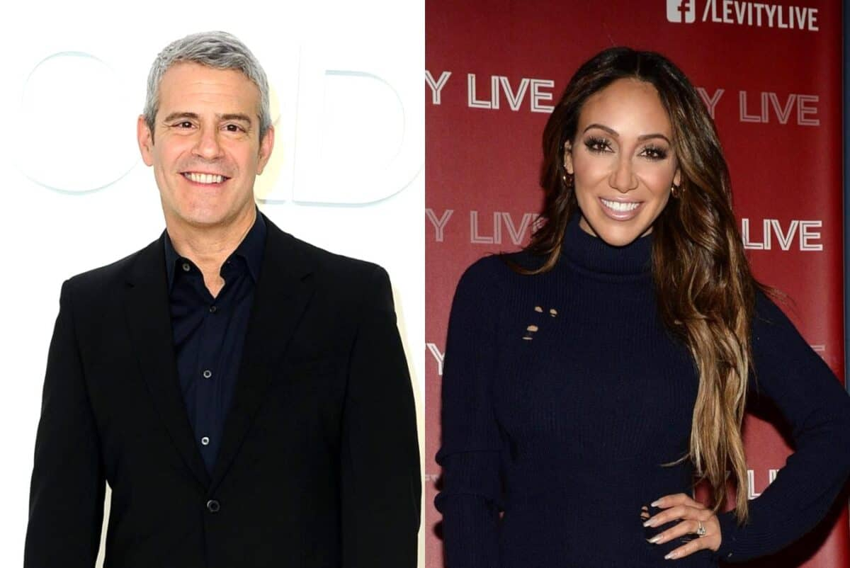 Andy Cohen Responds to Fans' Petition to Have Melissa Gorga Fired From RHONJ Following Claims of a Fake Baby Storyline