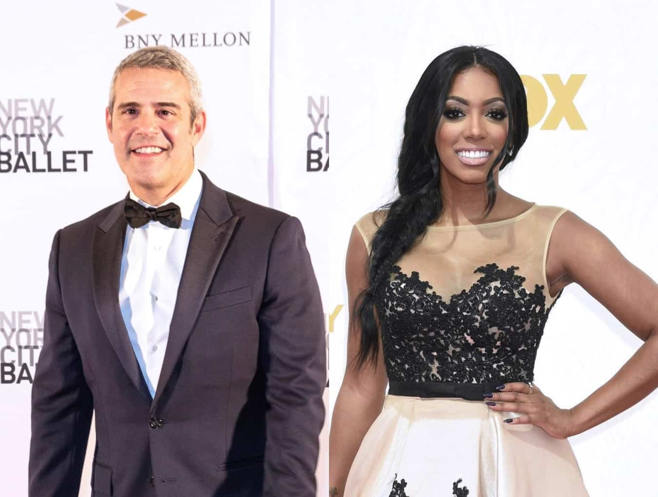Andy Cohen Reveals Why Porsha Williams Was Almost Fired From RHOA, Explains How She Was Able to Save Her Job