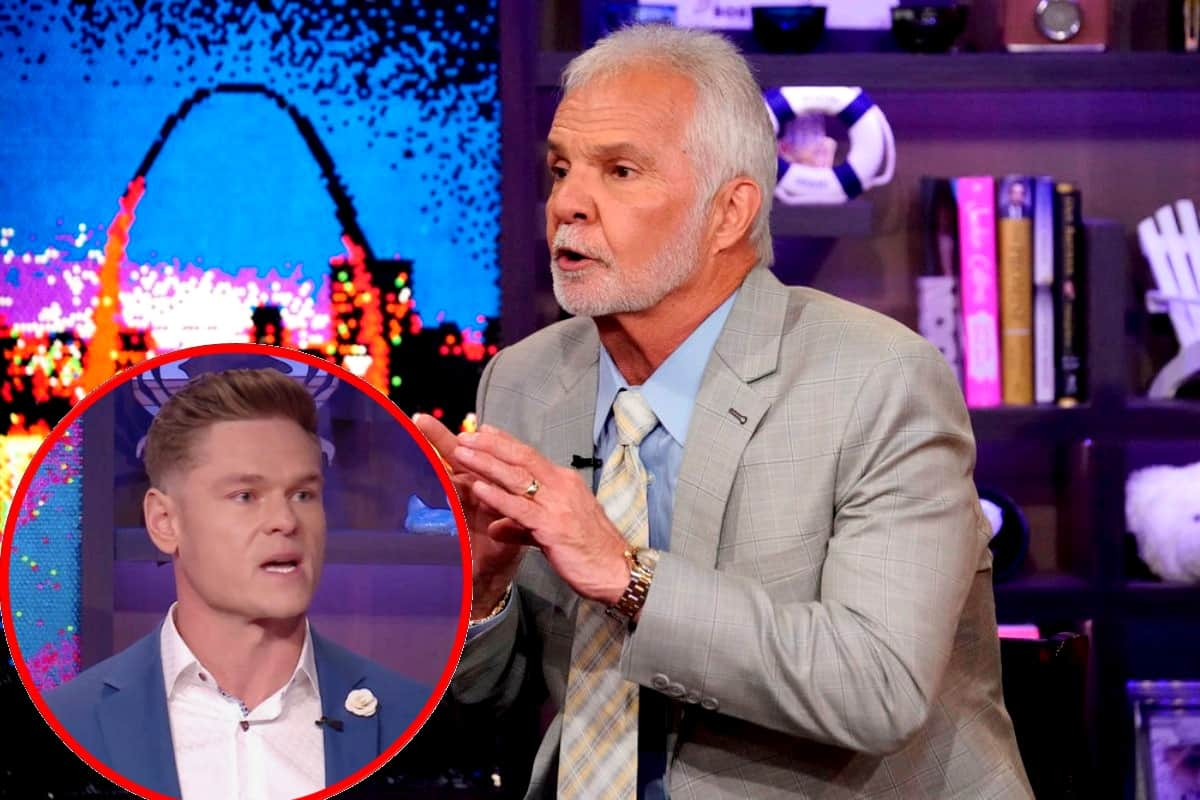 Below Deck Reunion Recap: Captain Lee is Shocked and Appalled by Ashton's Behavior; Ashton Defends his Actions