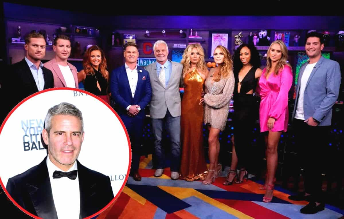 "Andy Cohen Responds to Backlash From Below Deck Reunion, Admits the Men Behaved ""Horribly"" and Explains Why He Didn't Go Harder on Them"