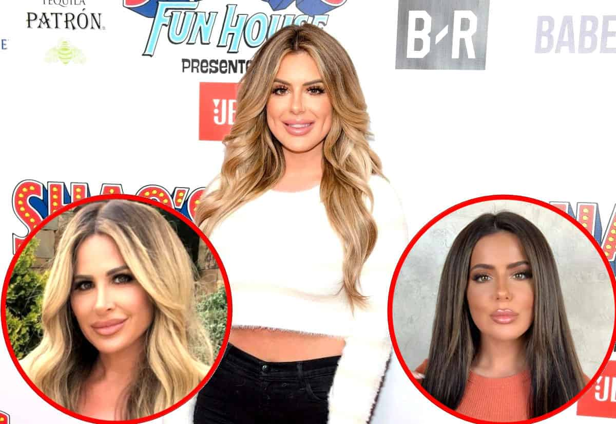 PHOTOS: Brielle Biermann Debuts Darker Hair on Instagram, Says She Wants to Look Different From Mom Kim Zolciak