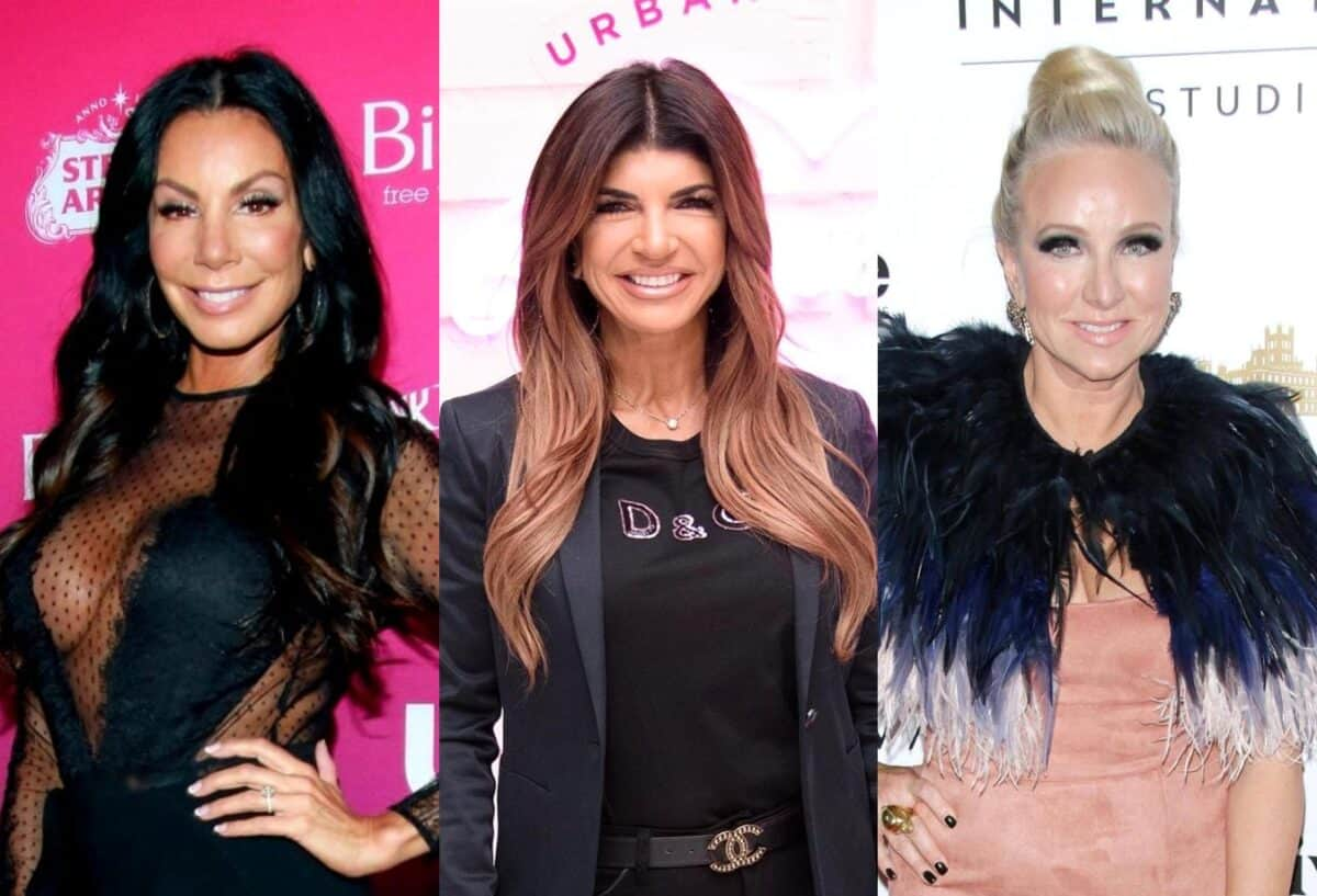 RHONJ Star Danielle Staub Claims Teresa Giudice Told Her to Pull Margaret Josephs' Hair After Melissa Tells Her She's No Longer Welcome in Their Group