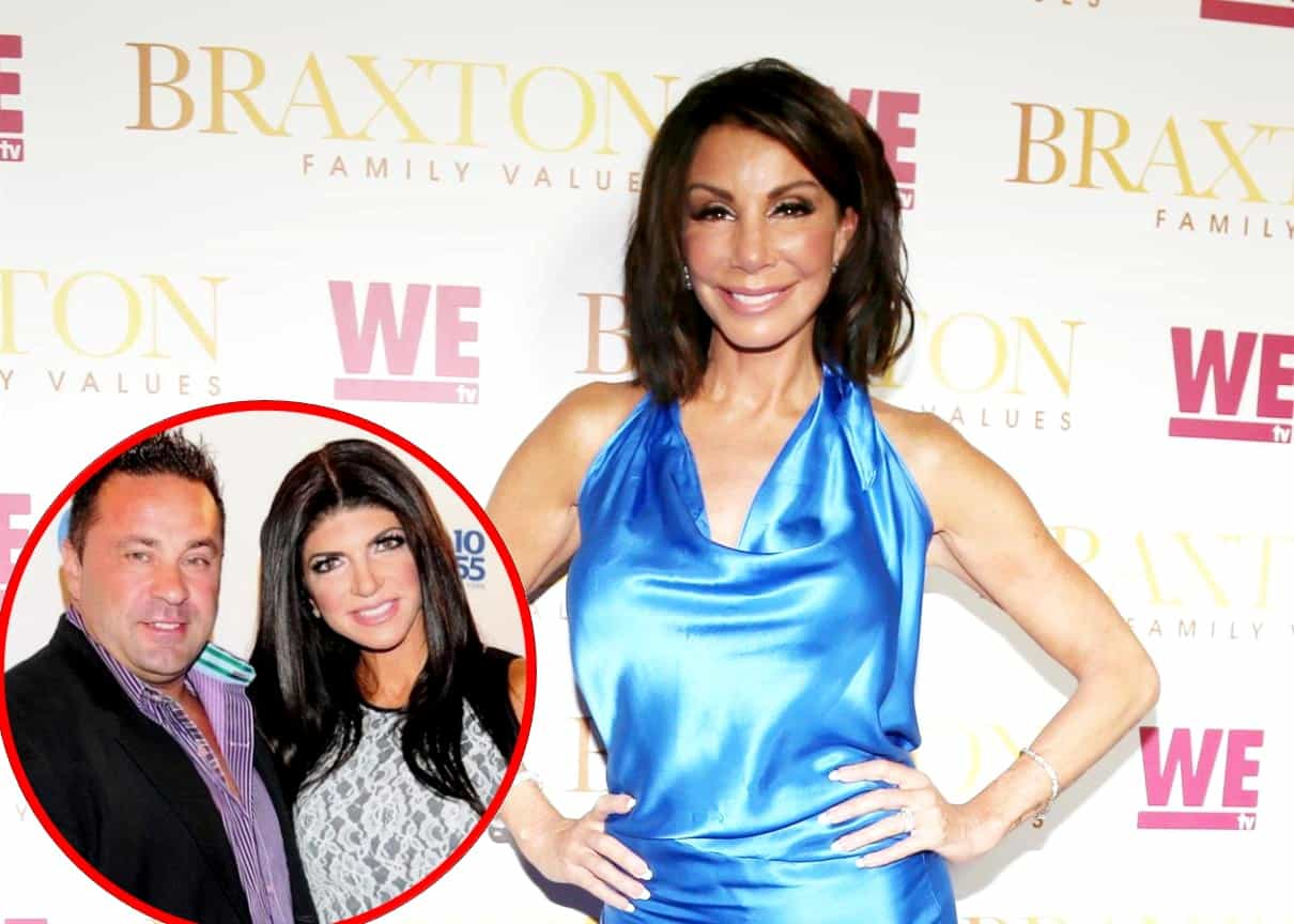 RHONJ's Danielle Staub Reveals Exactly How She Got 21 Men to Propose to Her, Says Joe Giudice Broke the Law to Make Teresa Happy