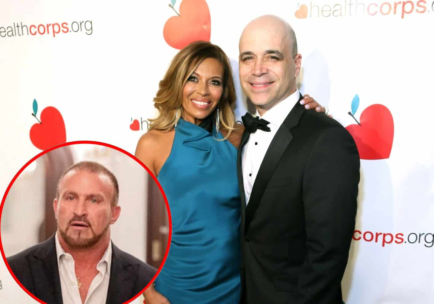 RHONJ Star Dolores Catania Shares Relationship Status with David Principe After Kissing Ex Frank Catania and Revealing She's Getting Her Own Place in NYC