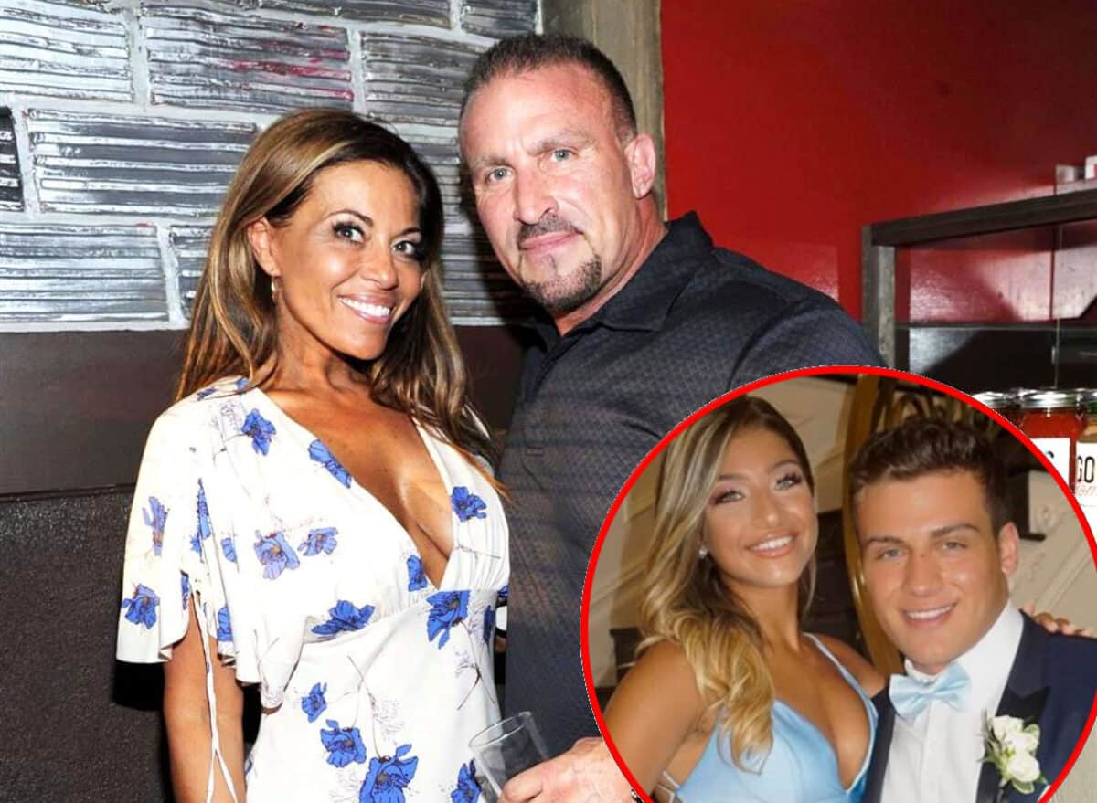 RHONJ Star Dolores Catania Opens Up About Ex-Husband Frank Catania's Hospitalization and Emergency Surgery, Why Frank Jr. and Gia Aren't Dating