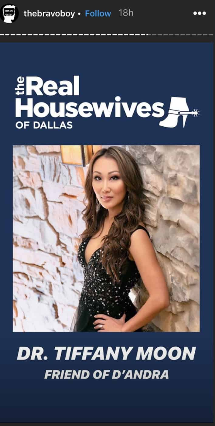 Dr. Tiffany Moon is Rumored to Be Joining RHOD Cast