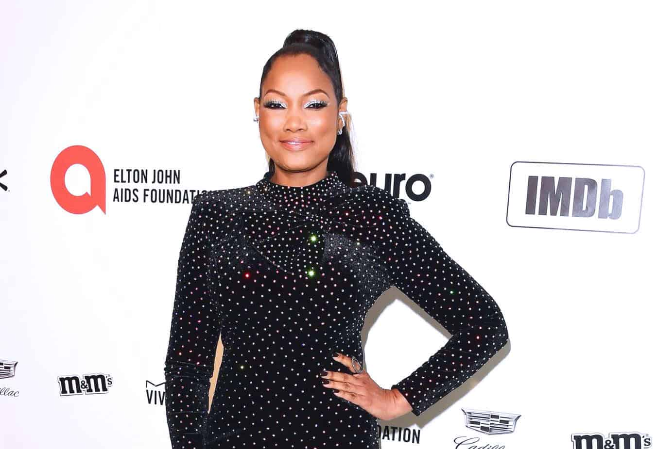 PHOTOS: RHOBH Star Garcelle Beauvais Becomes a Grandma! See Photos of Garcelle's Son and Grandchild Plus Congratulatory Messages From Co-Stars