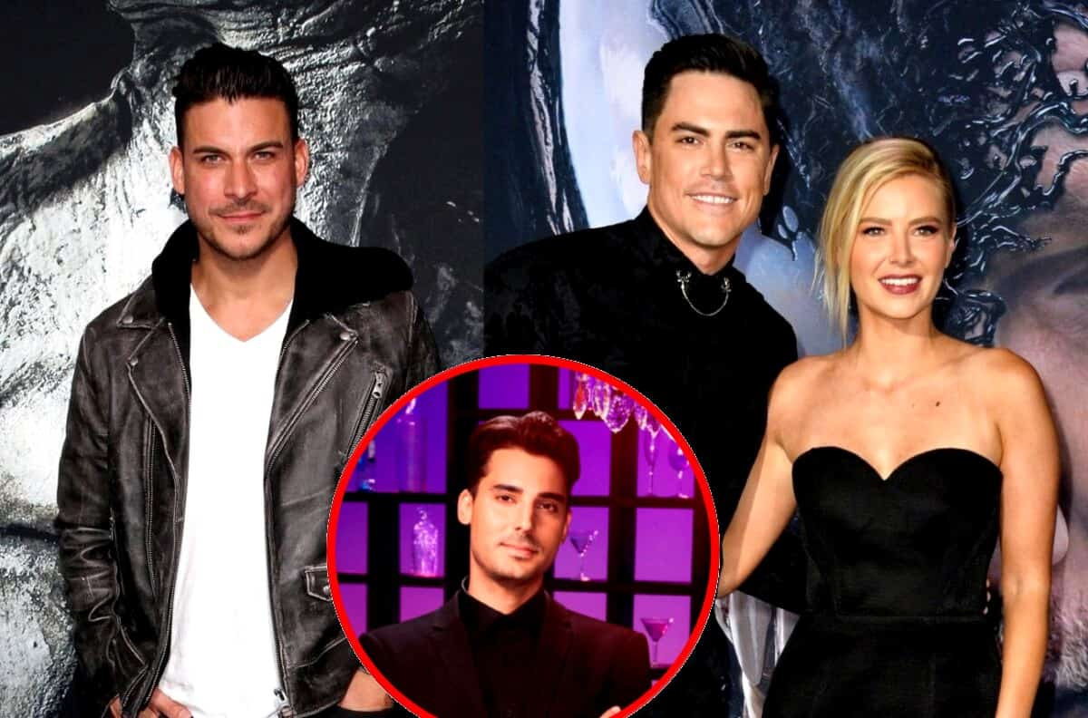"Vanderpump Rules' Jax Taylor Slams ""Miserable"" Ariana Madix and Suggests Tom Sandoval is a Hypocrite for Not Firing Max Boyens After Racist Tweets, See What Ariana is Saying About Max's Past Posts"