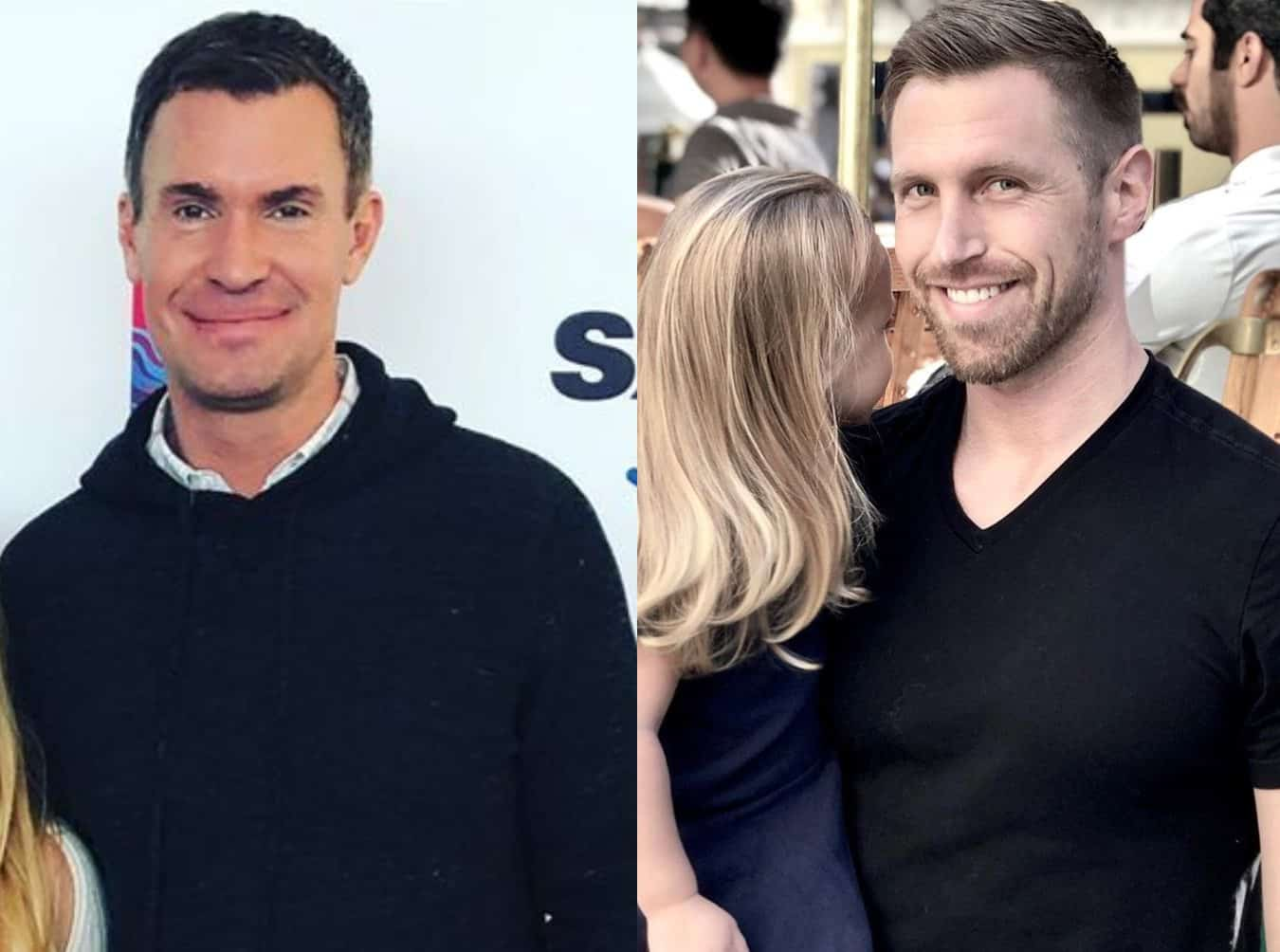 "Jeff Lewis Reveals New Custody Issues With Ex Gage Edward, Plus Flipping Out Star Talks Being ""Badly Swollen and Bruised"" After Surgery and His Plans Not to Stay Sober"