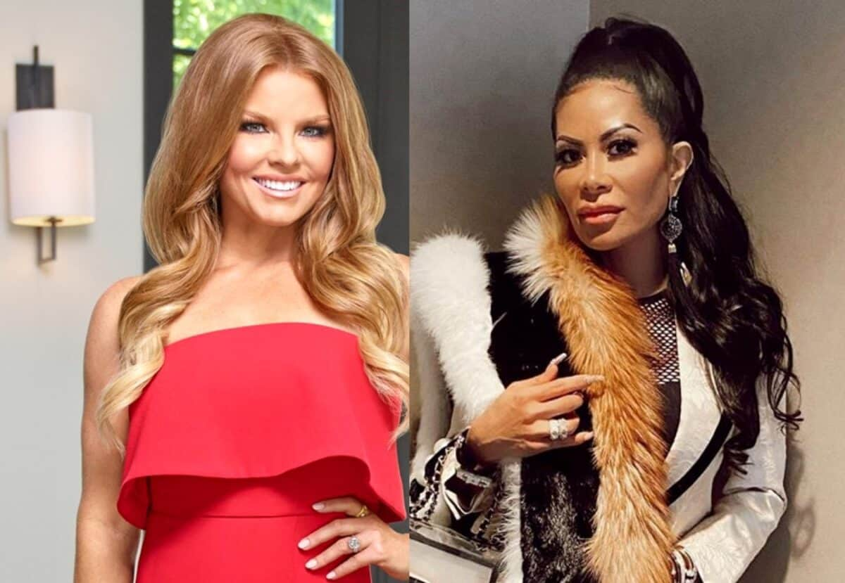 RHOD's Brandi Redmond is Slammed by RHOSLC Star Jen Shah for Claiming She's a 'Renter,' See Jen's Angry Response and Learn Which of Her Co-Stars Attempted to Leak the Information