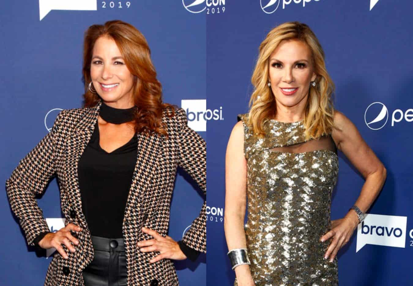 REPORT: Jill Zarin Brought to Tears After Being Snubbed by Ramona Singer at a Club as RHONY Star is Accused of Being 'Rude to Everyone'