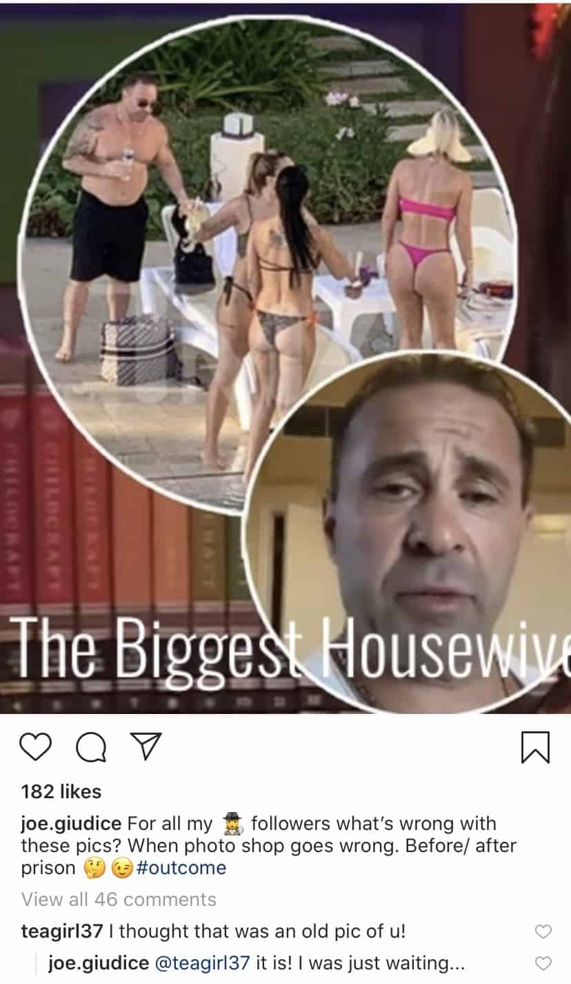 RHONJ Joe Giudice Slams Photoshopped Mexico Pics