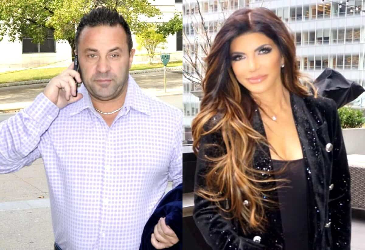 "Joe Giudice Reveals the ""AHA Moment"" He Knew His Marriage Was Over to Teresa Giudice, Plus He Denies Cheating and Says Scene Showing Teresa Rejecting Him Should Have Been ""Private"""