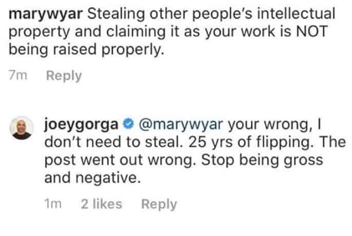 RHONJ Joe Gorga Denies Stealing After Being Accused of House Flipping Fraud