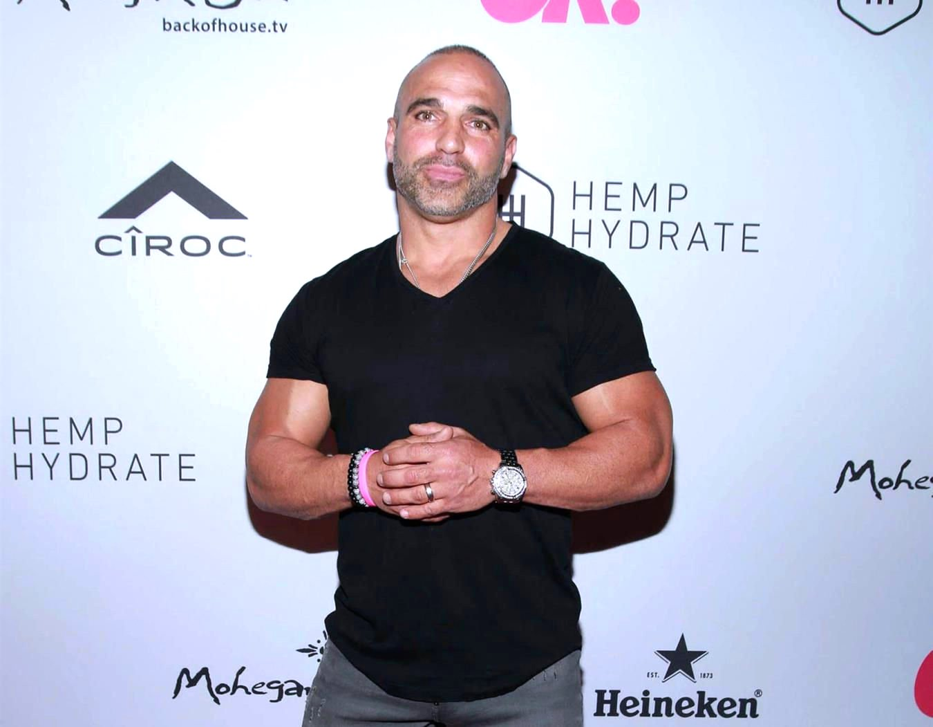 RHONJ Star Joe Gorga Responds After He's Caught Sharing Phony 'Before' and 'After' Photos of Supposed House Flip, Plus New Allegations Surface