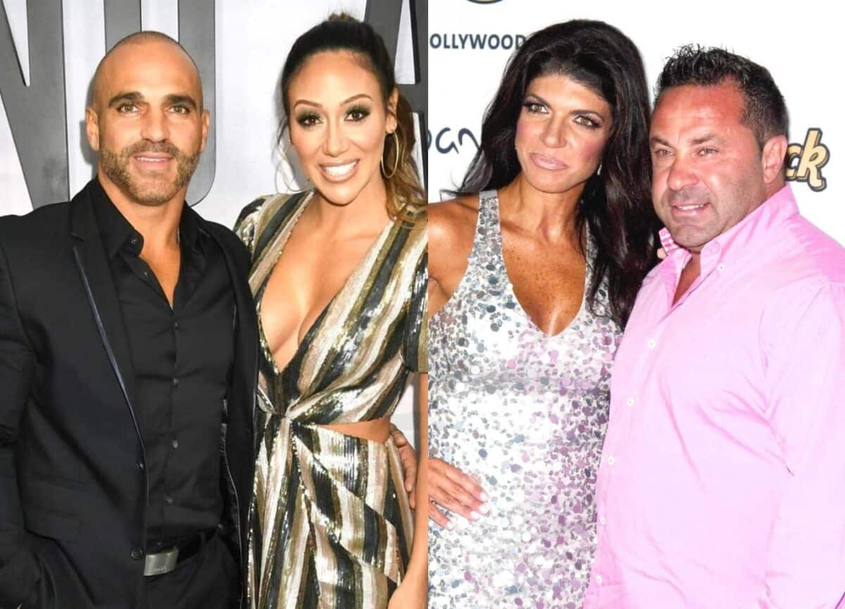 RHONJ's Melissa Gorga Reveals Why Husband Joe Gorga Unfollowed Joe Giudice on Instagram, Admits She Was Never a Big Fan of Teresa's Husband