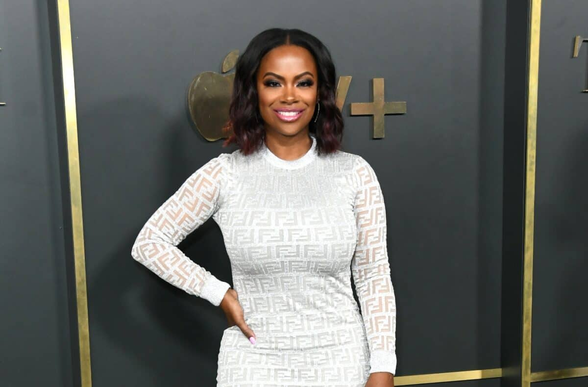Three People Shot at RHOA Star Kandi Burruss' OLG Restaurant in Atlanta on Valentine's Day as Crime Scene Photo Shows Aftermath
