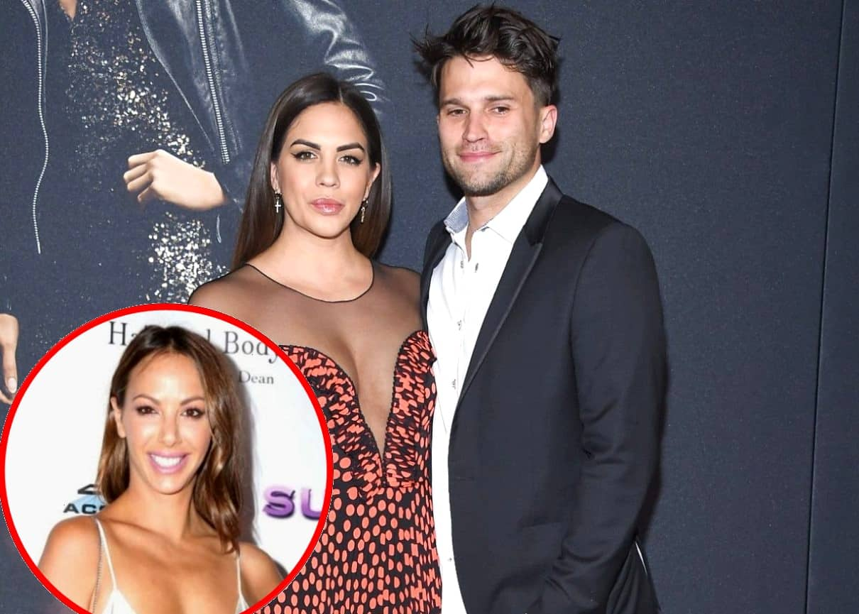 Vanderpump Rules Star Tom Schwartz Admits He and Wife Katie Maloney 'Probably Should've Broken Up' in the Past, Plus Katie Shares What's Pushing Her Away from Kristen Doute