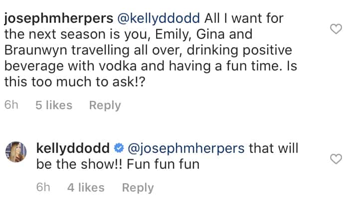RHOC Kelly Dodd Reveals What To Expect on Next Season