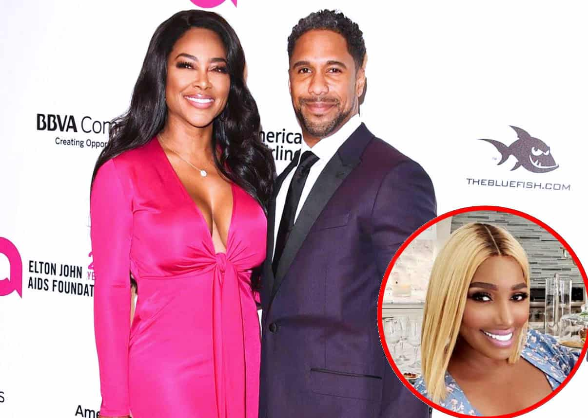 RHOA Star Kenya Moore Shares How She Feels About Husband Marc Daly Defending Nene Leakes, Gives an Update on Where Her Marriage Stands