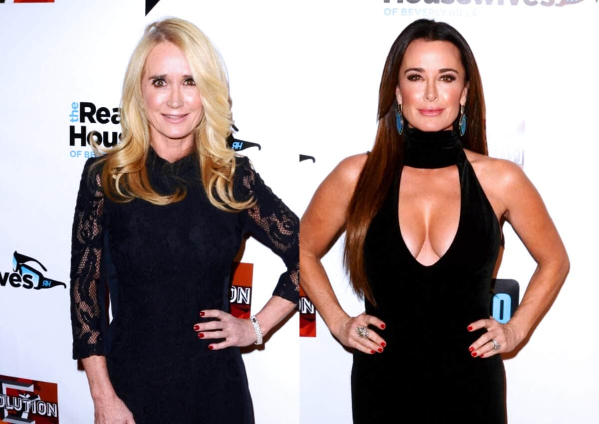 """RHOBH's Kim Richards to Talk About Being a """"Whipping Post of a Sister"""" in Upcoming Memoir, Plans to Dish on Her Life as an Actress and a Bravo Housewife"""
