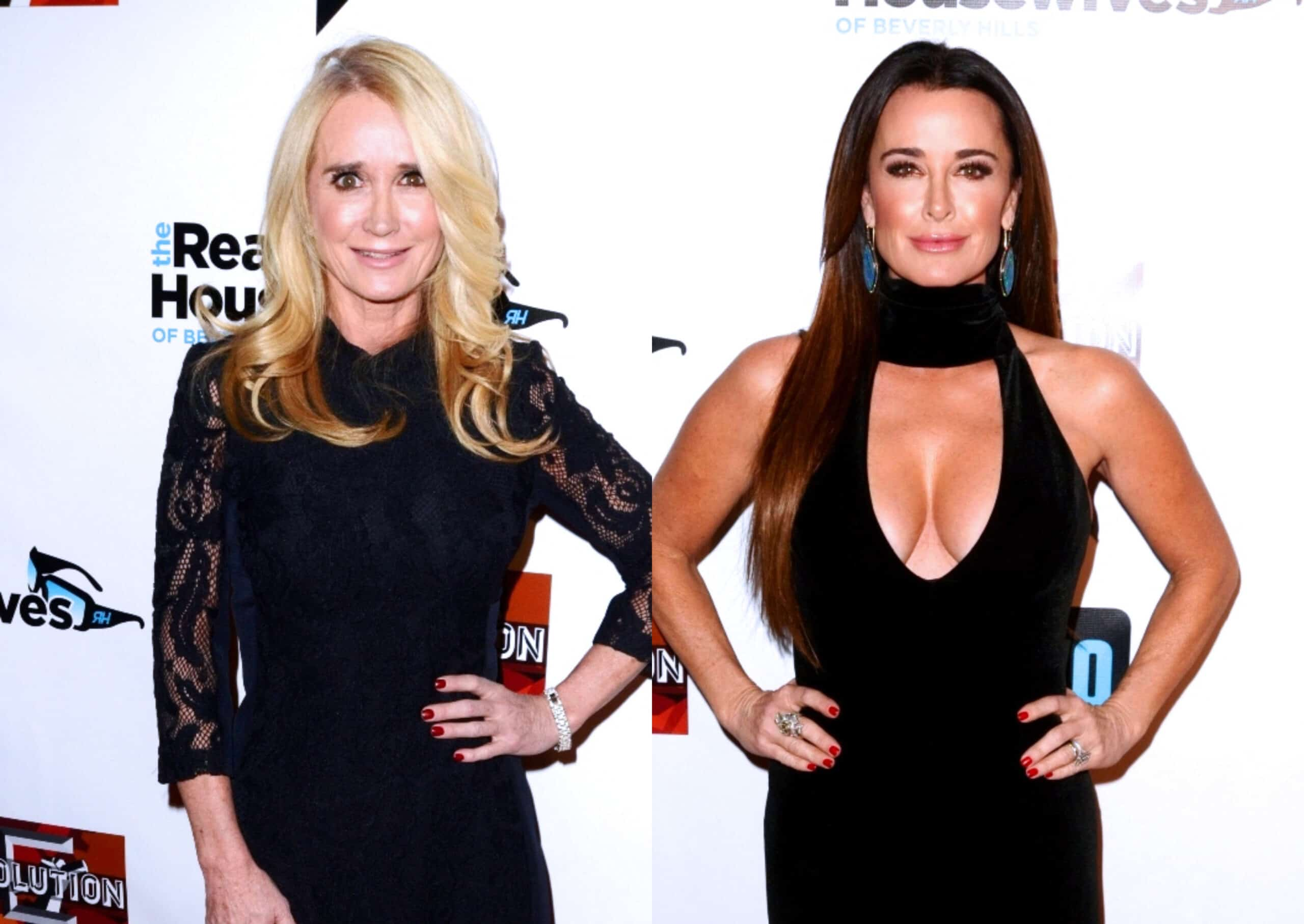 "RHOBH's Kim Richards to Talk About Being a ""Whipping Post of a Sister"" in Upcoming Memoir, Plans to Dish on Her Life as an Actress and a Bravo Housewife"