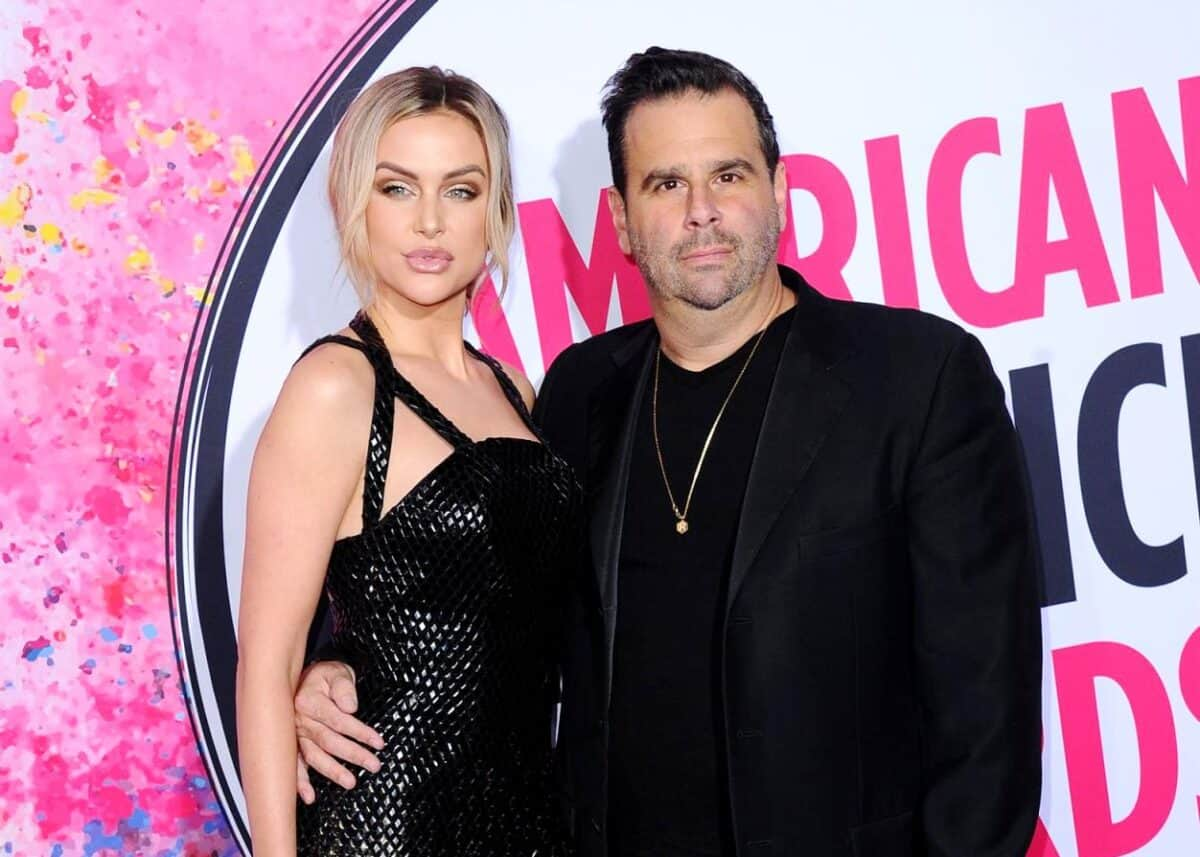 "Vanderpump Rules Star Lala Kent's Fiance Randall Emmett on Why He ""Spiraled"" During Their Relationship, Plus They Address ""Sugar Daddy"" Rumors and What Ended Lala's Feud With His Ex-Wife Ambyr"