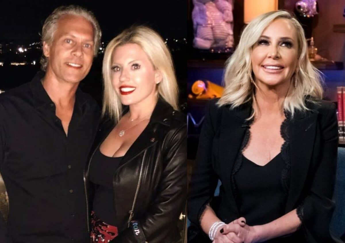 Former RHOC Star David Beador's Fiancee Lesley Cook Denies Rumors of an Affair While Vacationing With David and Shannon Beador's Kids in Mexico