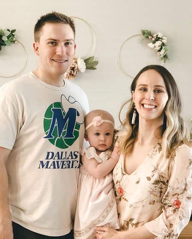 MAFS Season 7 Update Danielle Bergman-Dodd and Bobby Dodd daughter Olivia Nicole