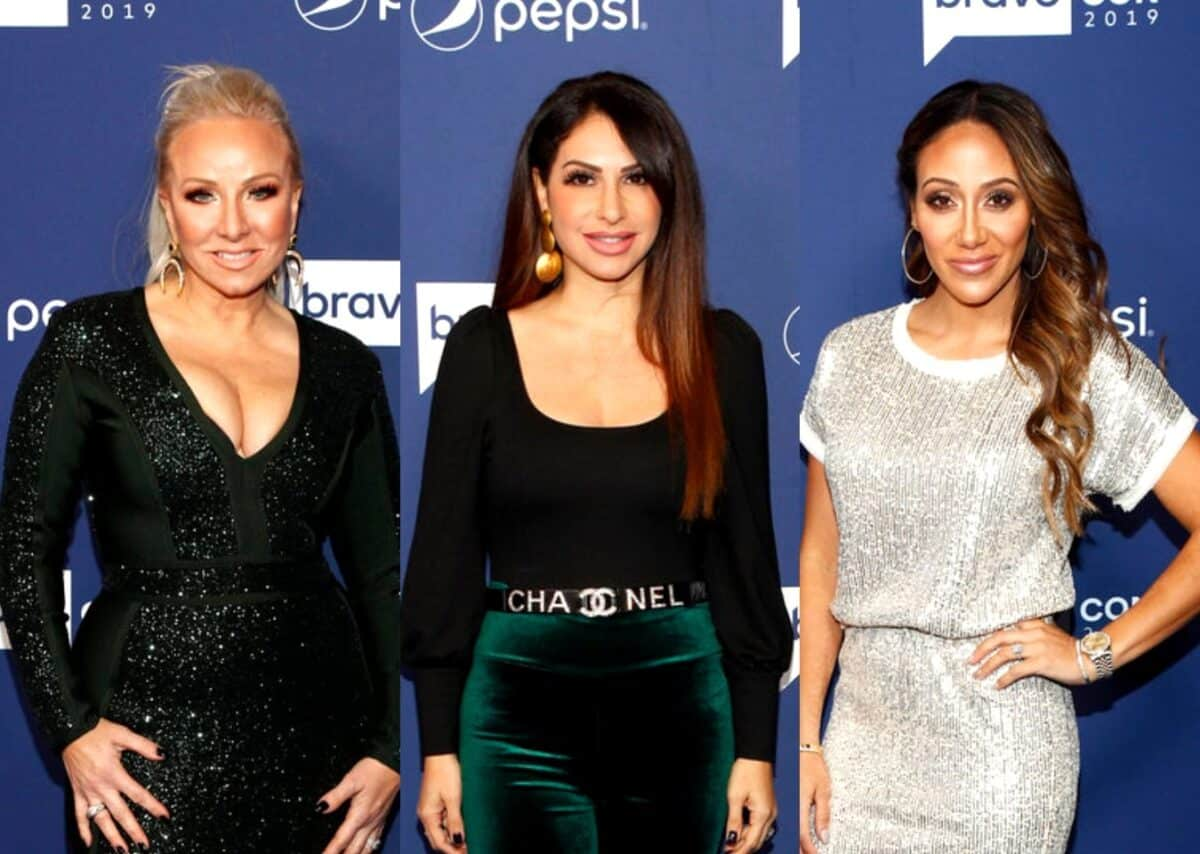 "RHONJ Star Margaret Josephs Slams Jennifer Aydin as 'Classless' as Melissa Says She ""Tries Too Hard,"" Plus Has Jennifer Ever Worked a Day in Her Life?"