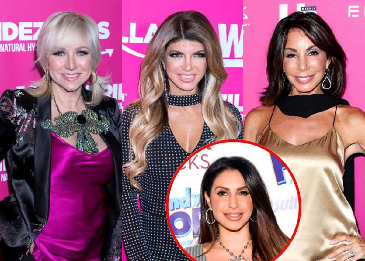 RHONJ Star Margaret Josephs Reacts to Teresa Giudice Telling Danielle Staub to Pull Her Hair as Jennifer Adyin Defends Teresa After Revelation