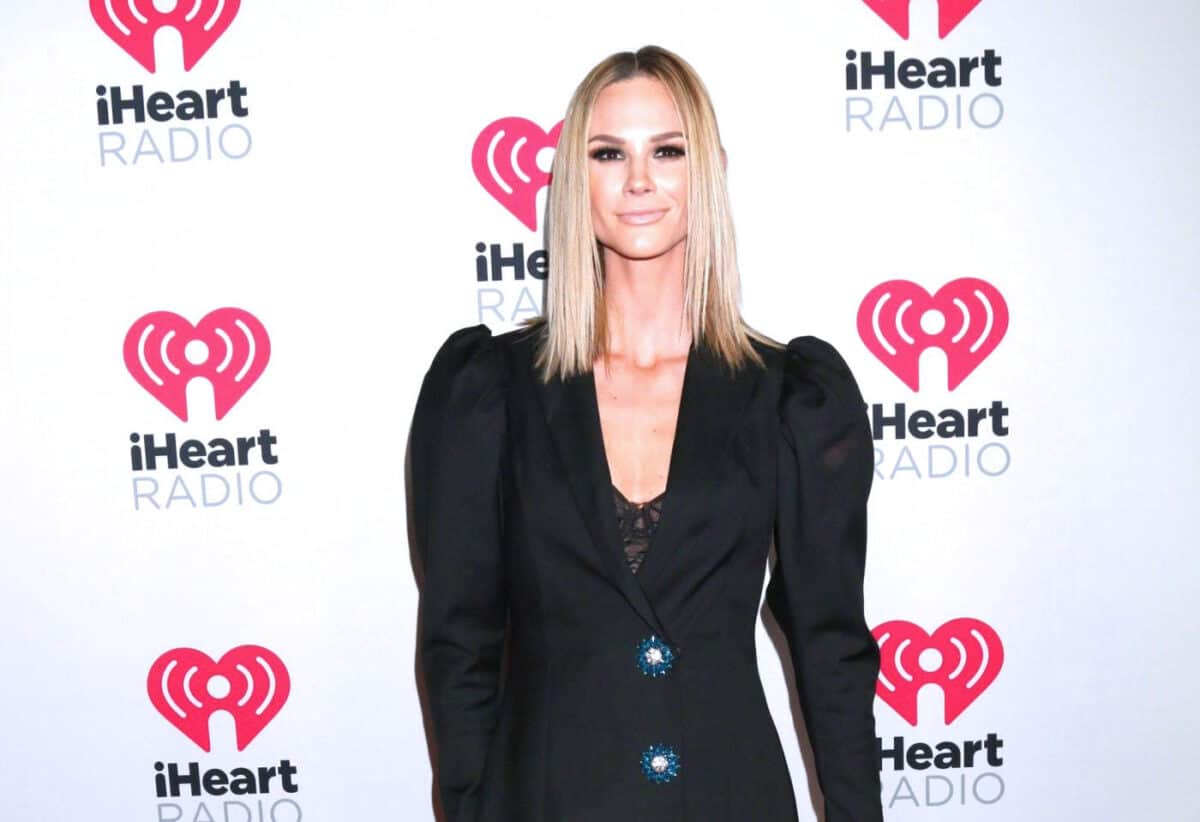 PHOTO: RHOC's Meghan King Edmonds Shares Lingerie Pic, Slams Her 'Overly Concerned' Haters for 'Mom-Shaming' Her and Says She's Living Her 'Best Life' Amid Divorce